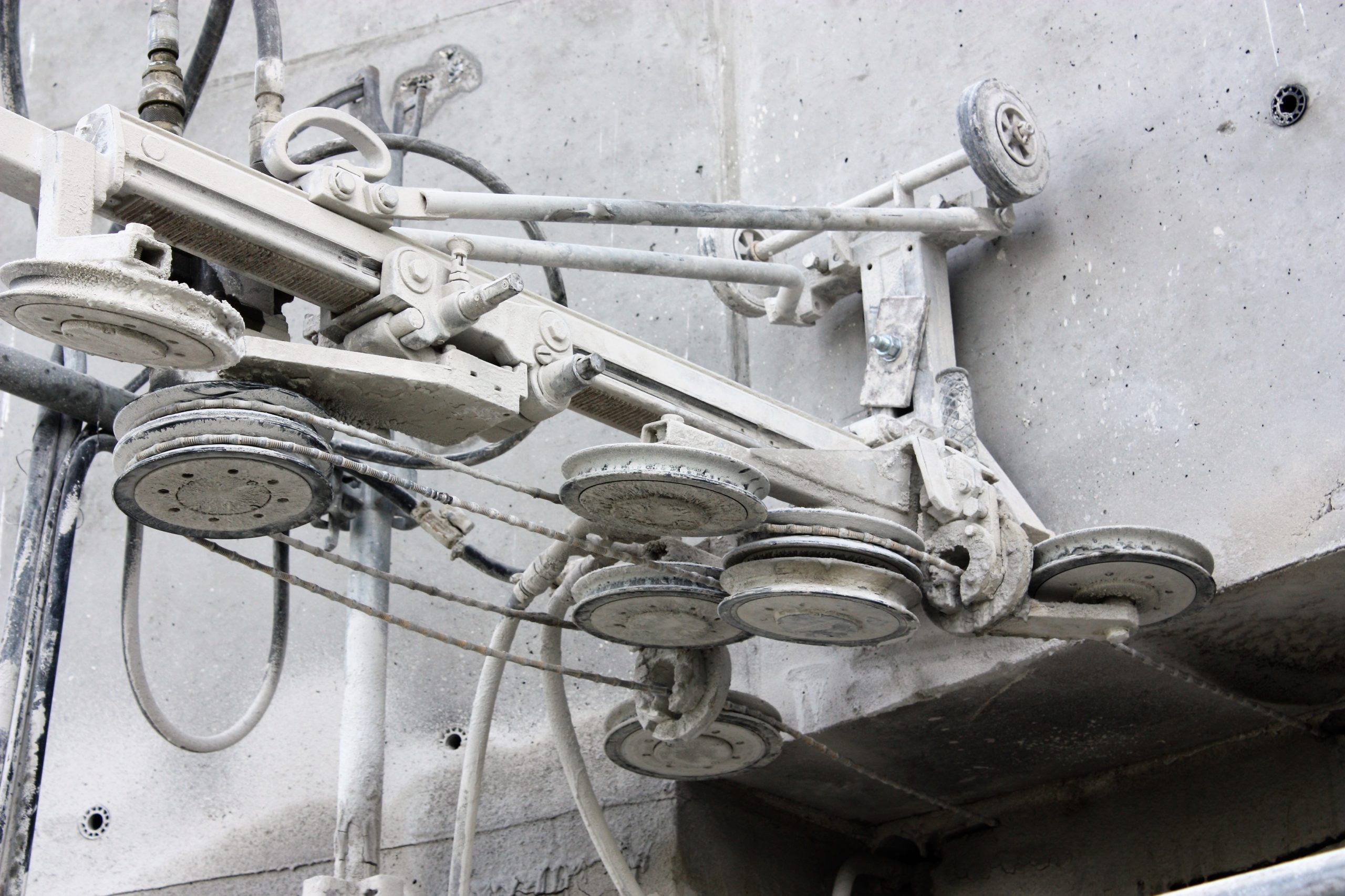 Sciage au câble - PSD Perfo Sciage Diamant